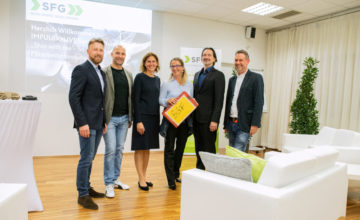 SFG Impuls Event Stay with me - smarte Mitarbeiterbindung