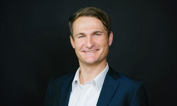 Herr Mag. Patrick Schlager, Head of PR der Barmherzigen Brüder Wien