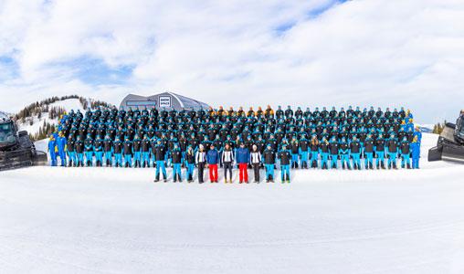 Snow Space Salzburg Team