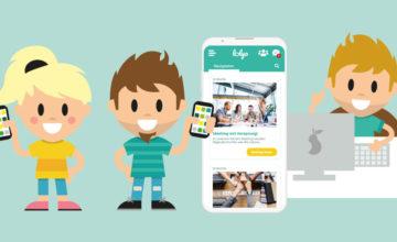 LOLYO Mitarbeiter-App. Die Zukunft des Intranets ist mobil.
