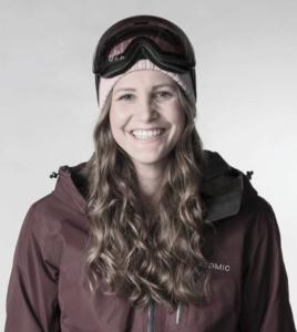 Maria Unterrainer, Vorstandsassistentin und Projektleiterin des Snow Space Salzburg