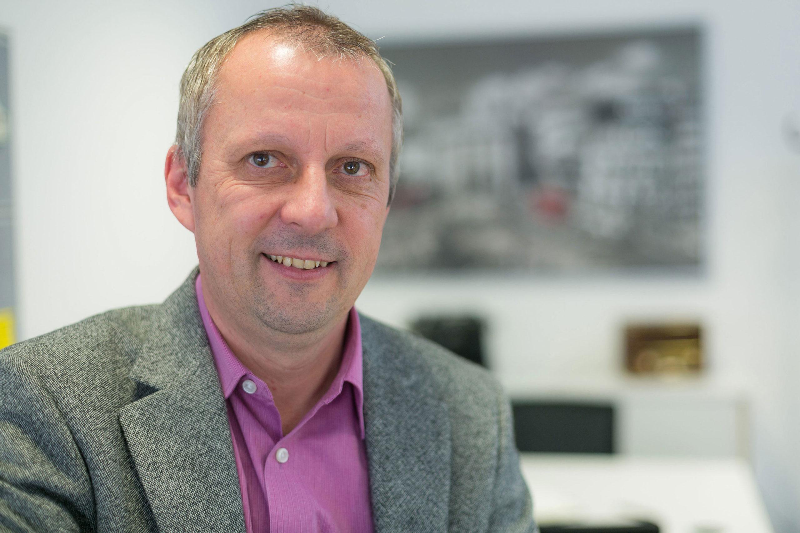 Christian Neubauer, IT-Gesamtleiter der österreichischen Ordensprovinz