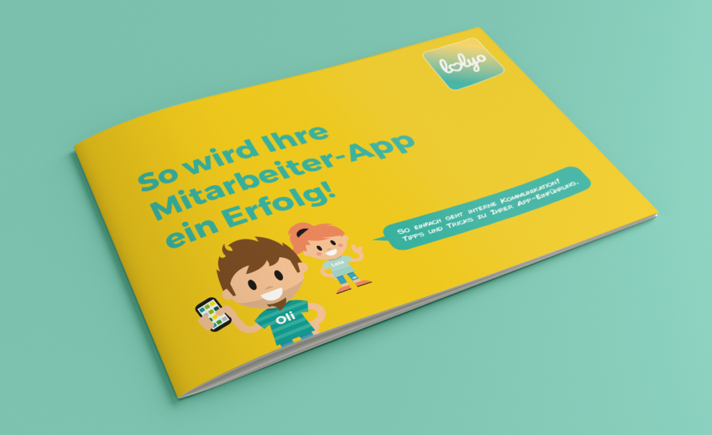 LOLYO Guide für Ihre App Einführung