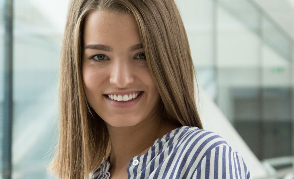 Daniela Djordjevic GW Cosmetics Mitarbeiter-App