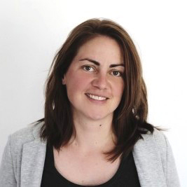 Bloggerin Martina Gufler