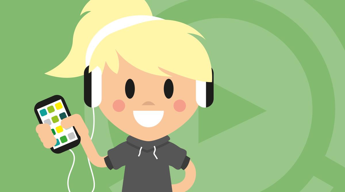 Podcast in der LOLYO Mitarbeiter-App