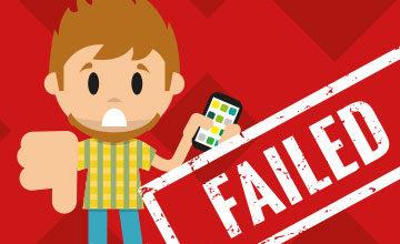 5 Fehler Mitarbeiter-App Einführung