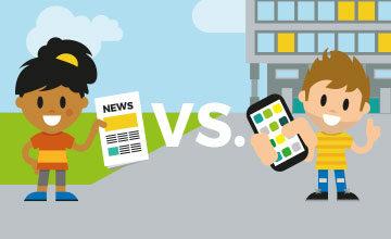Mitarbeiterzeitung Vergleich Mitarbeiter-App